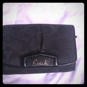 Accessories - Used coach wallet